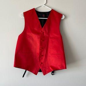 Men's XS Red Vest